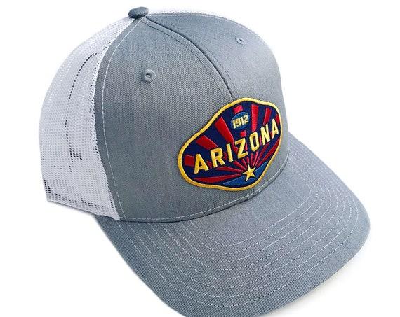 Arizona 1912 : Mid Profile Trucker Hat