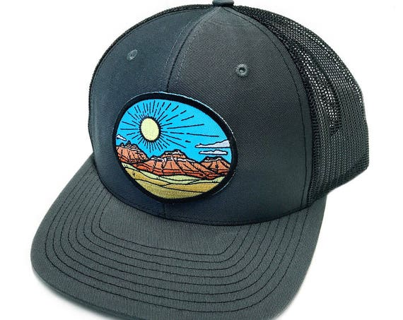 Desert Red Rocks : Trucker Hat