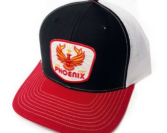 Red Hot Phoenix : Trucker Hat