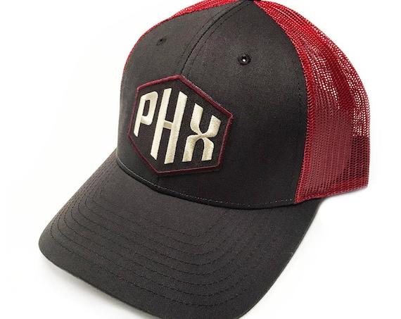 PHX Metroline : Low Profile Trucker Hat
