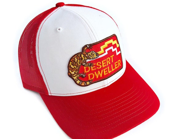 Desert Dweller Gila Monster : Trucker Hat