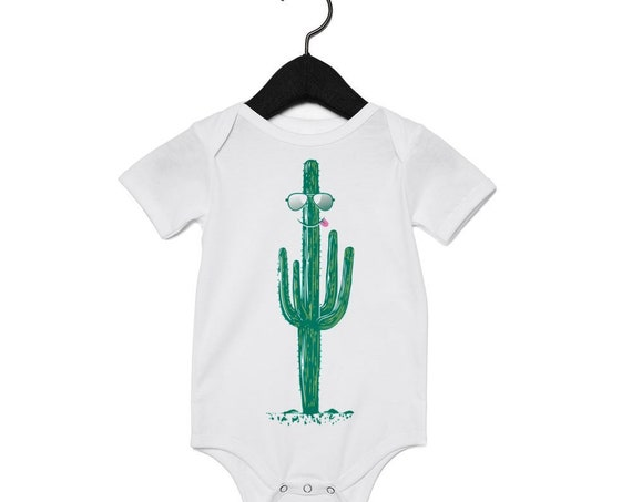 Cool as a Cactus : Infants Bodysuit