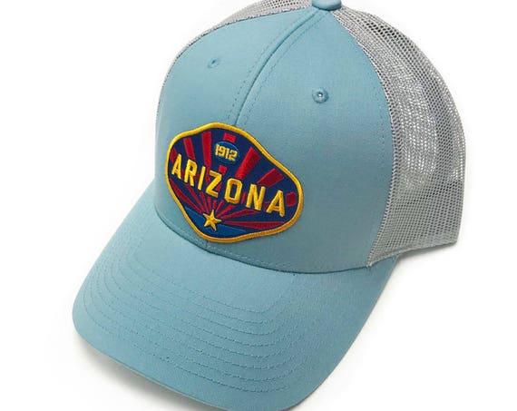 Arizona 1912 : Low Profile Trucker Hat