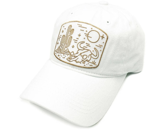 Desert Dusk : Unstructured Hat