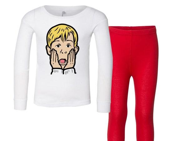 Kevin : Toddler's Christmas Pajamas