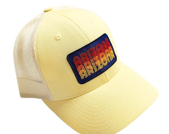 Arizona Fade : Low Profile Trucker Hat