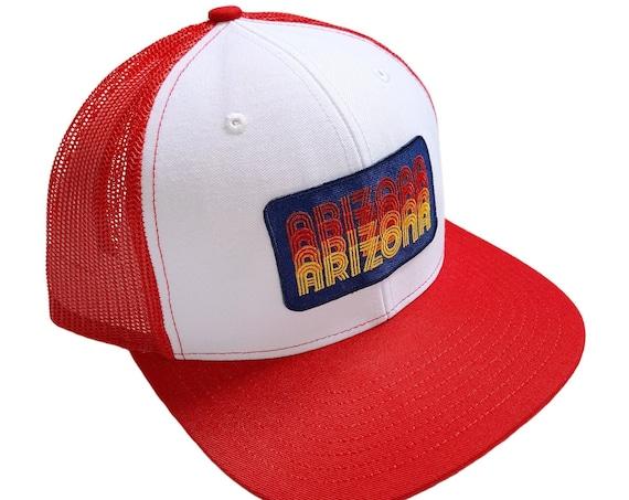 Arizona Fade : Mid-Profile Trucker Hat