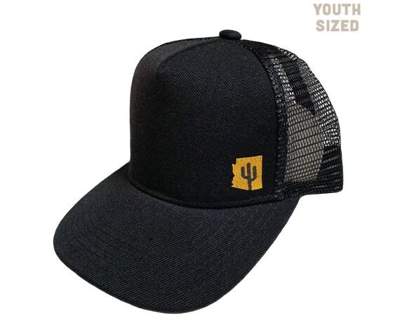 Copper State : KIDS Flat Brim Hat