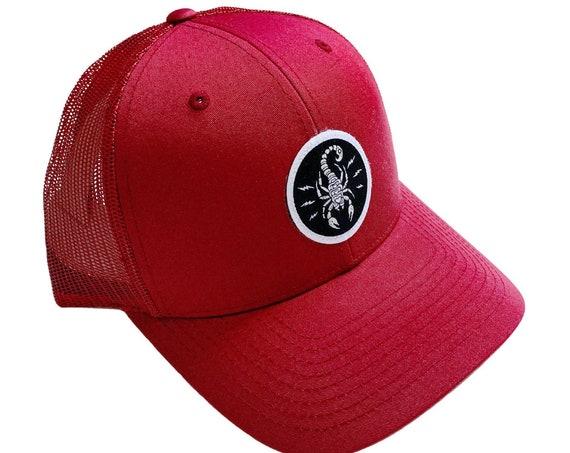 Electric Scorpion : Trucker Hat