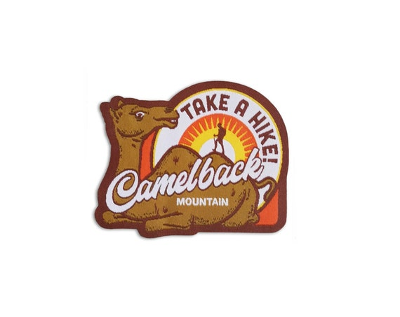 Take a Hike! Camelback : Woven Patch