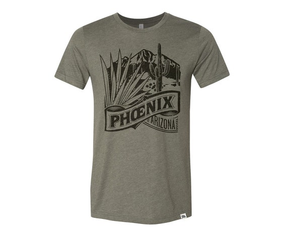 Phoenix Oethel: Adult's Crew Neck T-Shirt