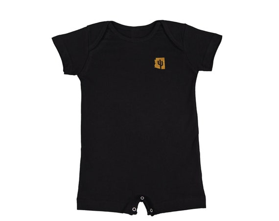 Copper State : Infants Romper