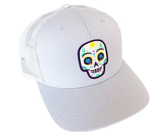 Desert Sugar Skull : Trucker Hat