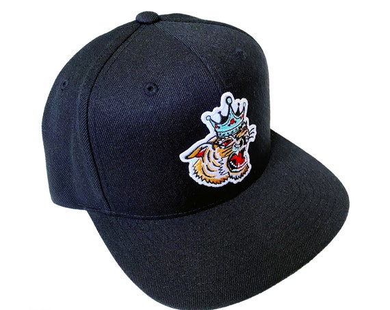 Tiger Tattoo : Flat Brim Hat