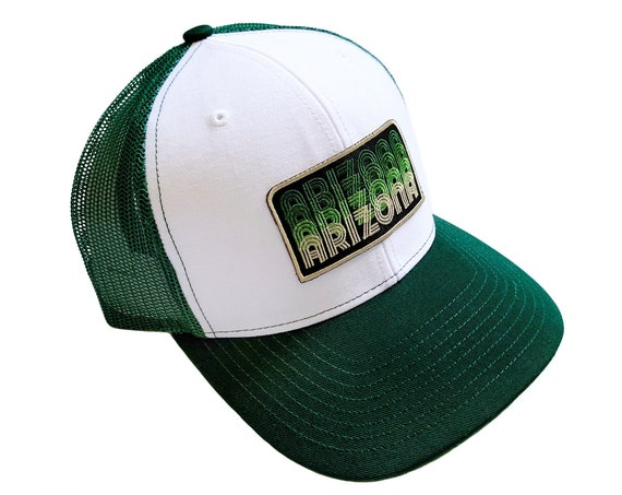 Arizona Fade : Mid-Profile Trucker Hat