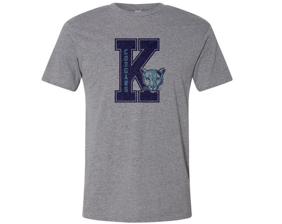 Kiva Collegiate : Unisex Soft Blend T-Shirt