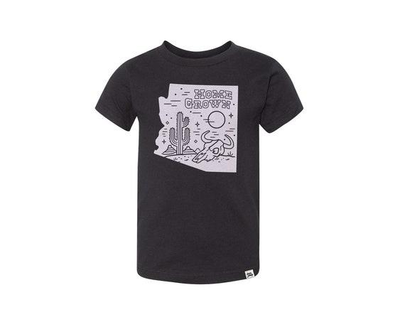 AZ Home Grown : Kid's Unisex Soft Blend T-Shirt