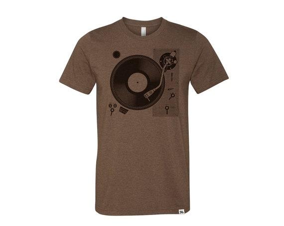 Lab-400 Turntable: Adult's Unisex Soft Blend T-Shirt