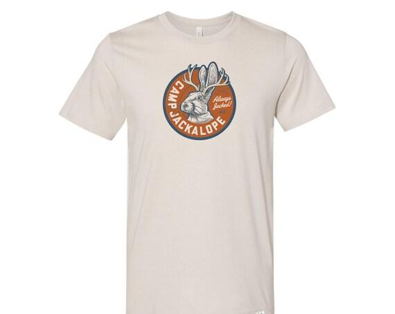 Camp Jackalope : Adult's Unisex T-Shirt