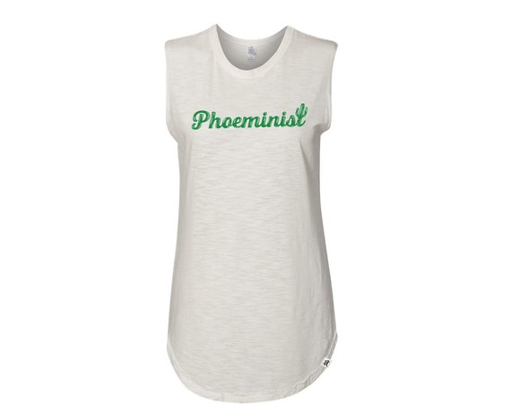 PHOEMINIST : Women's Muscle Shirt