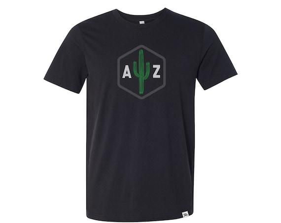 AZ Saguaro Scout : Adult's Crew Neck T-Shirt