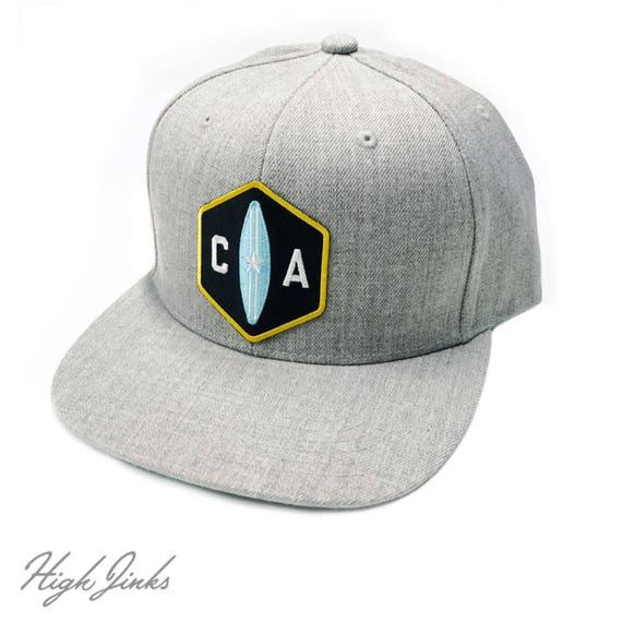 California Scout : Flat Brim Cap