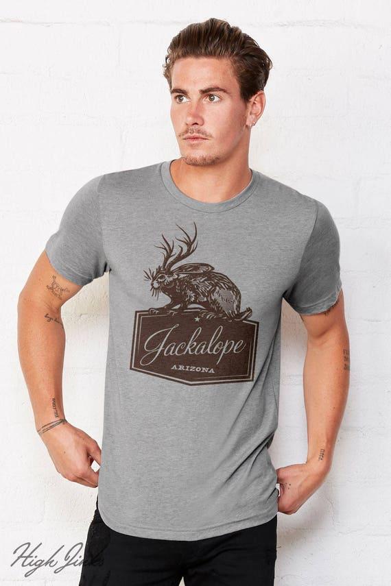 Legendary Jackalope : Adult's Unisex T-Shirt