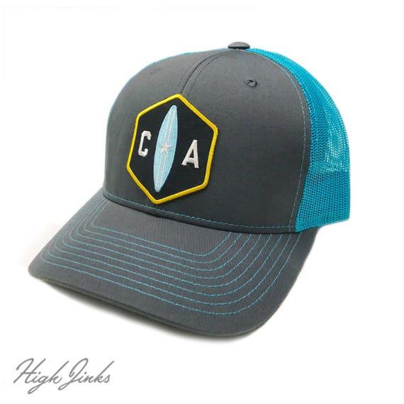 California Scout  : Trucker Snapback Hat