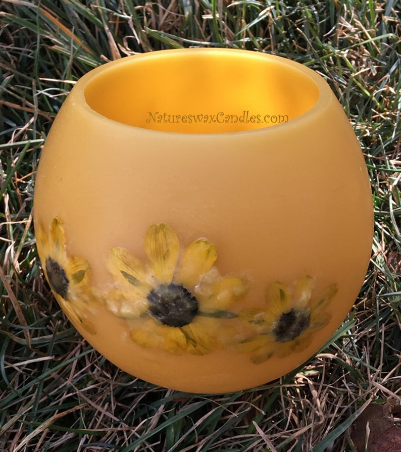 Yellow Flowers Nature Gift Real pressed Flowers Colorado image 0