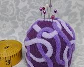 IN STOCK free us ship -  Tangled Threads Large size bottlecap pincushion -