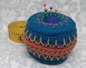 IN STOCK - Large Multicolor pincushion  free usa ship