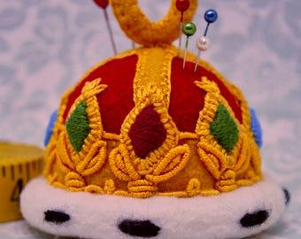 IN STOCK - Large Bottlecap Royal Crown free usa ship