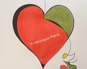 The Love Molecule