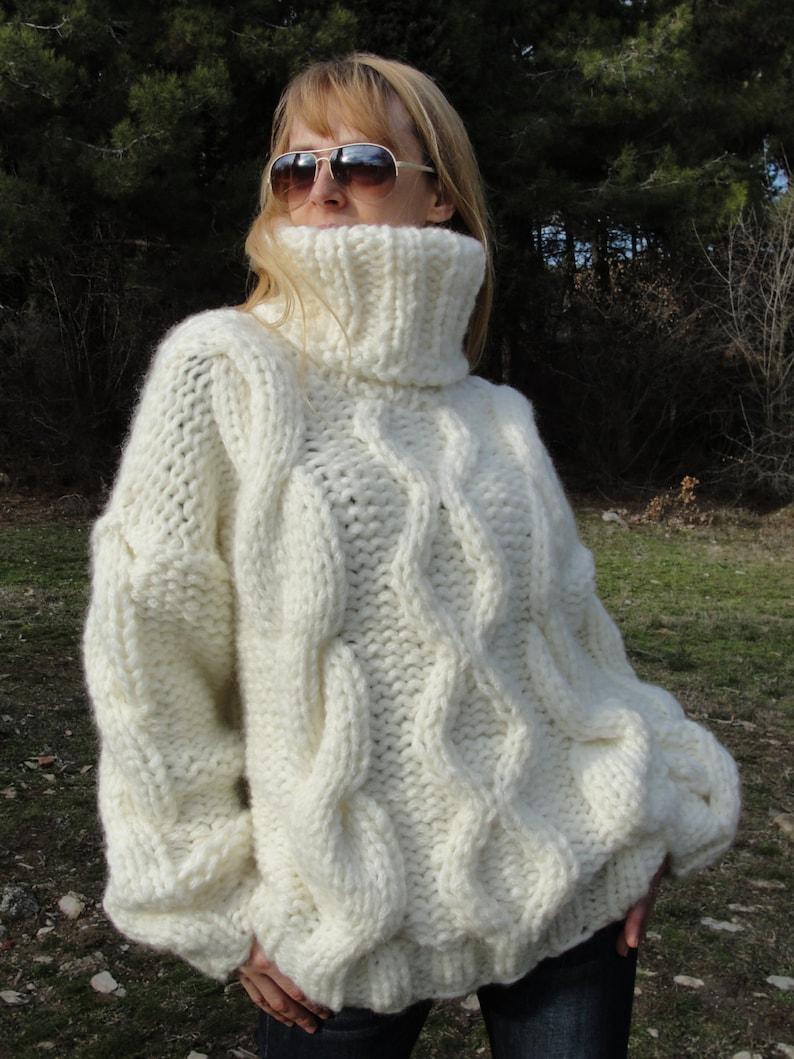 ORDINE di mano maglione di lana maglione di lana fatti a mano  18bcddaf06a