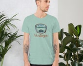 1967 J125 Lambretta Speedo Short-Sleeve Unisex T-Shirt