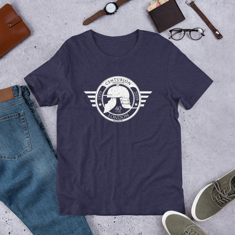 Centurion 40th Short-Sleeve Unisex T-Shirt image 0