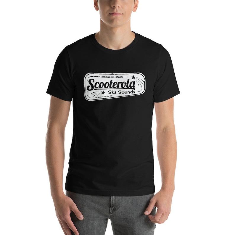 Ska Sounds Short-Sleeve Unisex T-Shirt image 0
