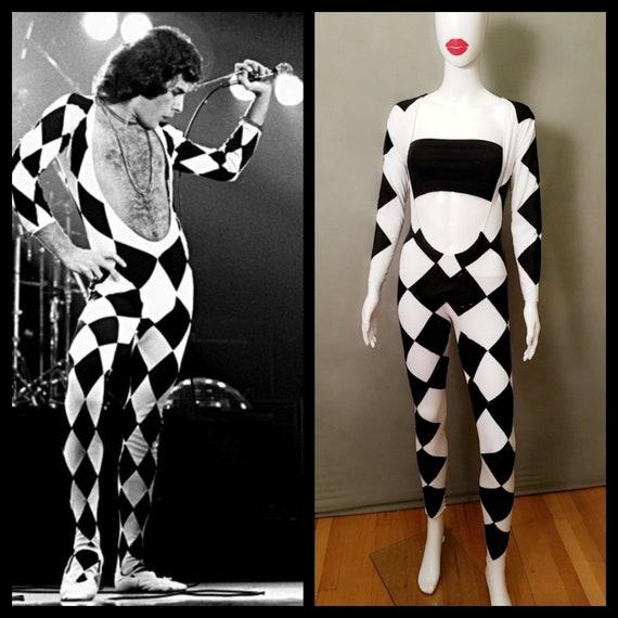 Freddie Mercury Baby Bodysuit w Optional Bow