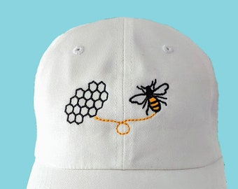 c746ed2ae4814 More colours. Bee Lover Hat ...