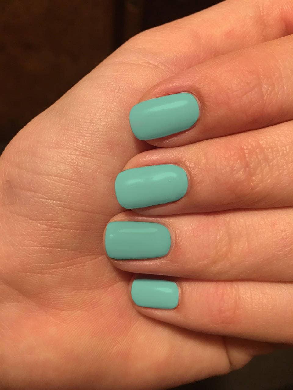 Nail wraps Mint nail wraps custom colored nails nail polish   Etsy