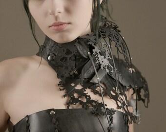 Architeuthis Blix   A-symmetrical posture collar