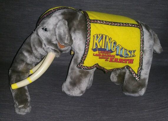 "LIMITED EDITION /""Circus Elephant/"" Austrian Crystal Figurine"