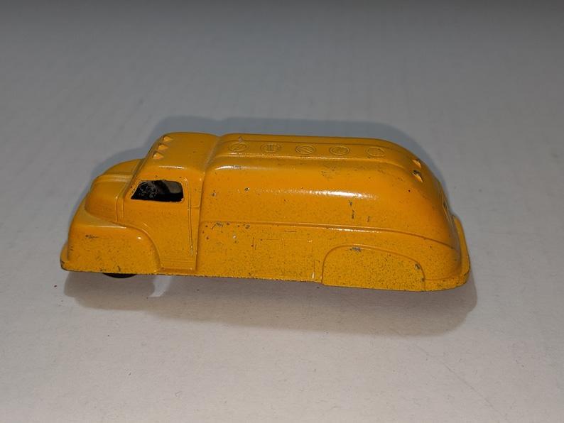 Vintage 1950s TOOTSIE Toy Gas Truck