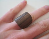 East Indian Rosewood Ring