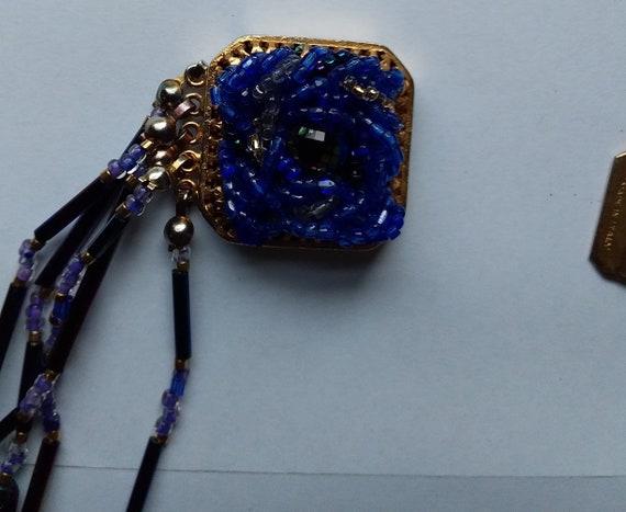 Italian Beaded Necklace