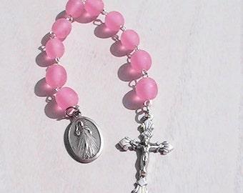 Divine Mercy Rosary Tenner