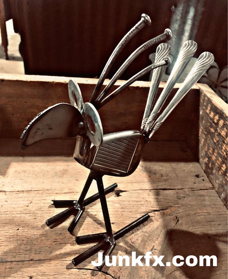 Recycled Golf Club Bird image 0