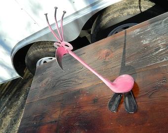 Pink Flamingo Golf Bid  FREE SHIPPING