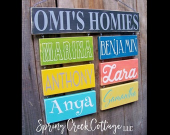 Hen House, Personalized, Chicken Signs, Barn, Wood Signs, Duck, Chickens, Rustic, Handpainted, Farm, Chicken Coop Signs, Stall Sign, Custom