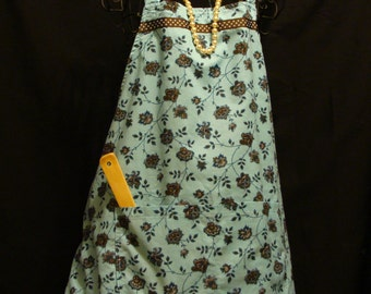 Large Lined Adult Apron    (#531)